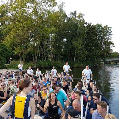 TSO-DATA Drachenboot-Tour
