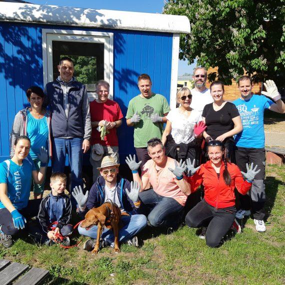 TSO-DATA Sozial Projekt Natur im Stapf